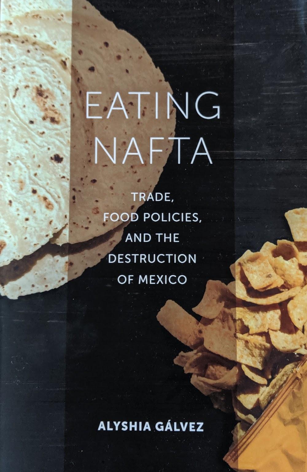 Eating NAFTA book cover